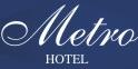 Logo Hotel pracowniczy Metro
